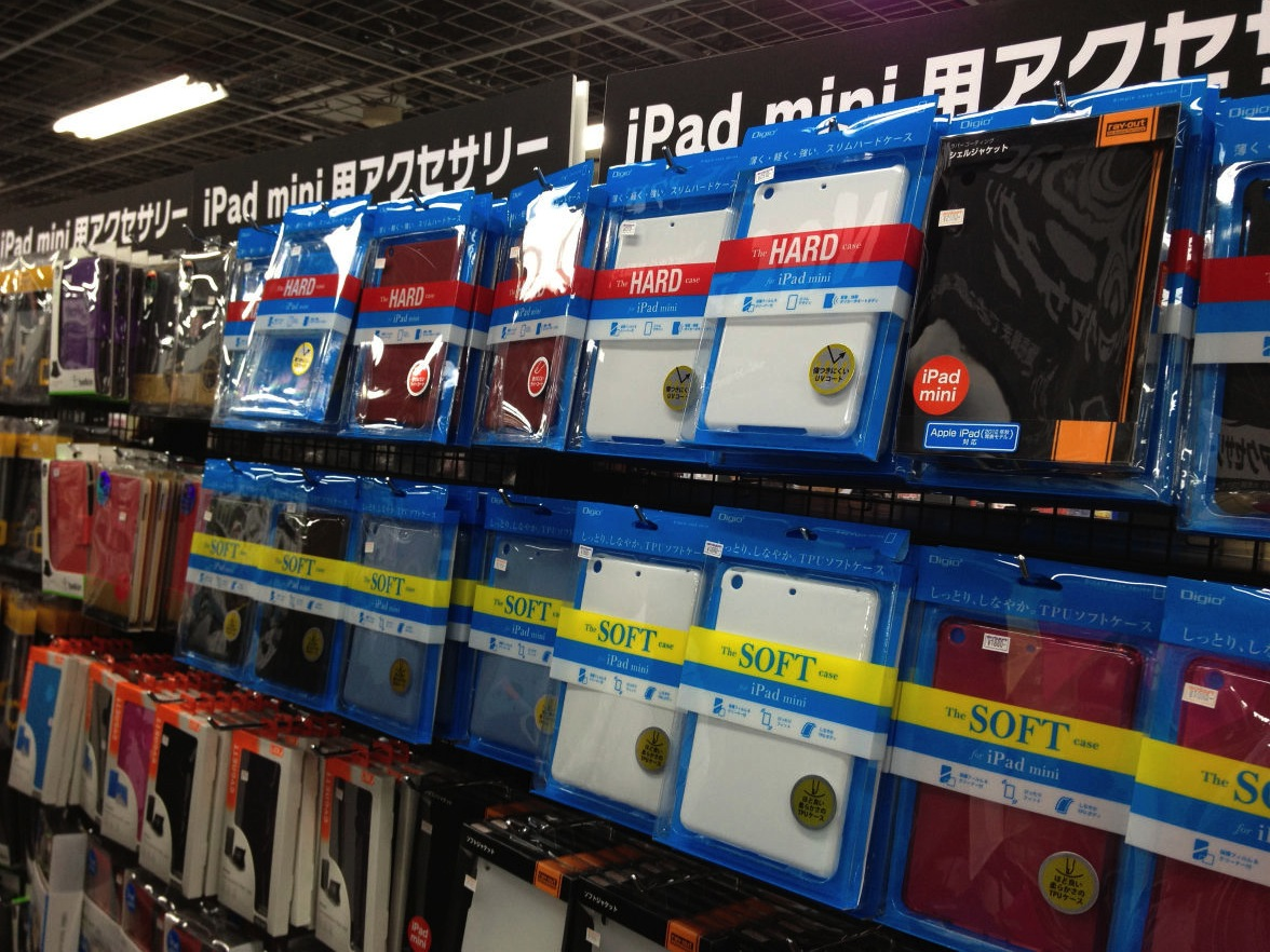 iPad miniケース・カバー