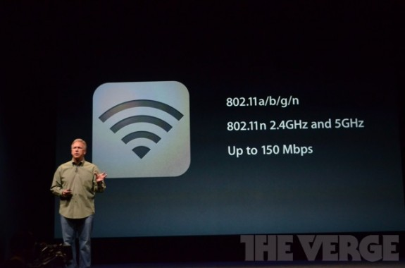 iPhone 5 Wi-Fi