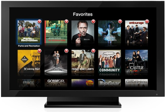 apple smart tv