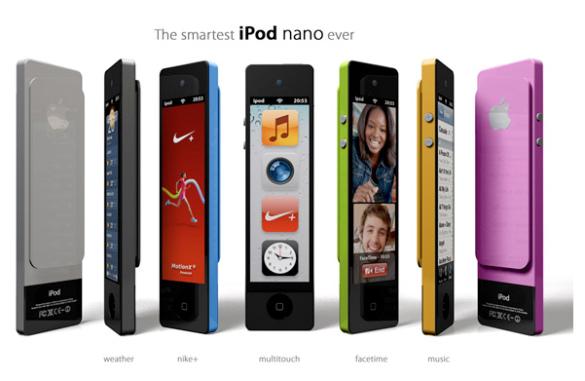 iPod nano Touch