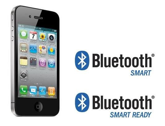 Bluetooth SMART READY iPhone 4S