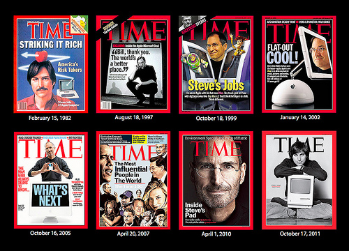 Time Steve Jobs